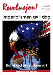 Revolusjon nr. 36 Sommeren 2008